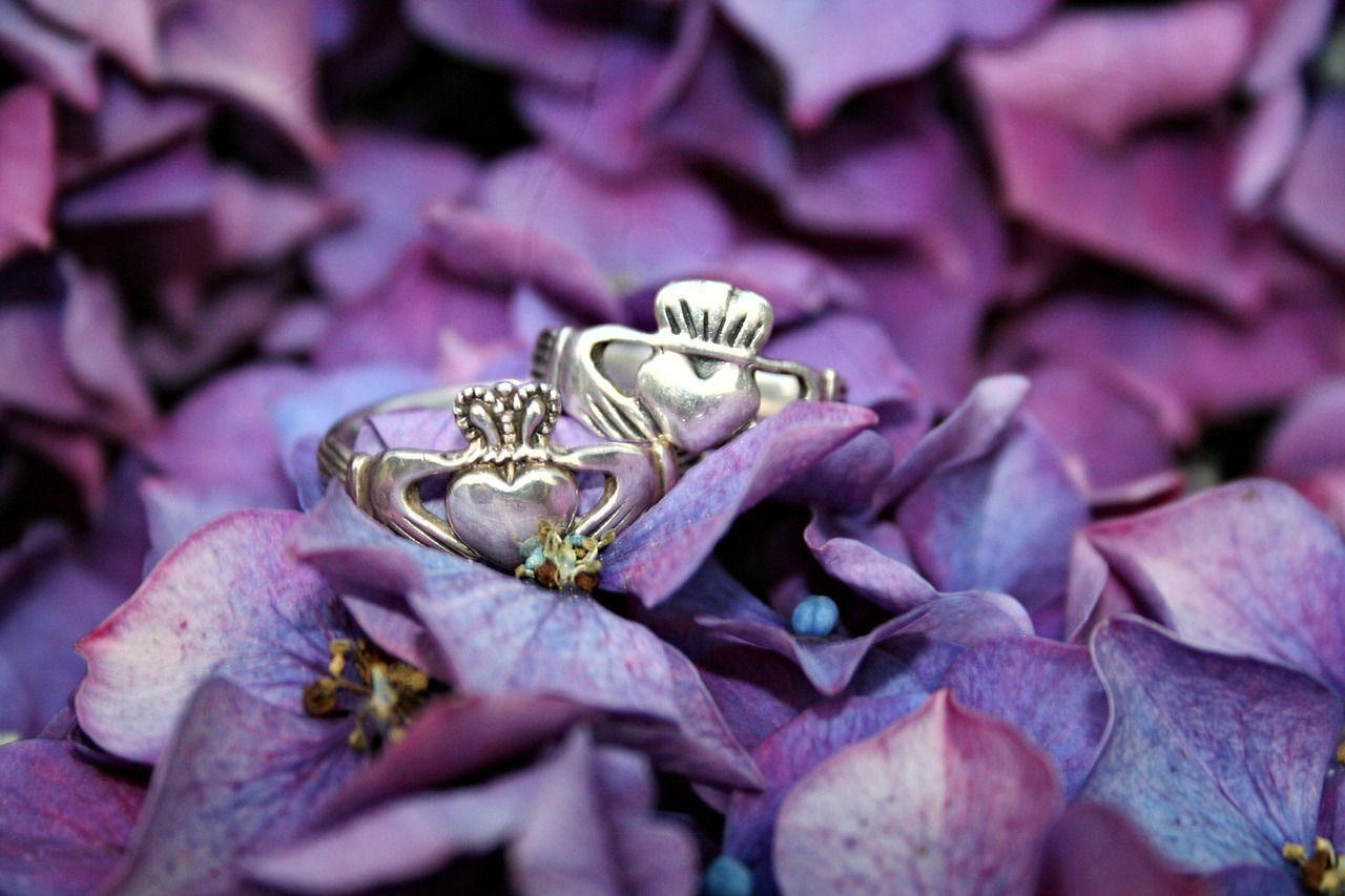 claddagh rings - Der Claddagh-Ring