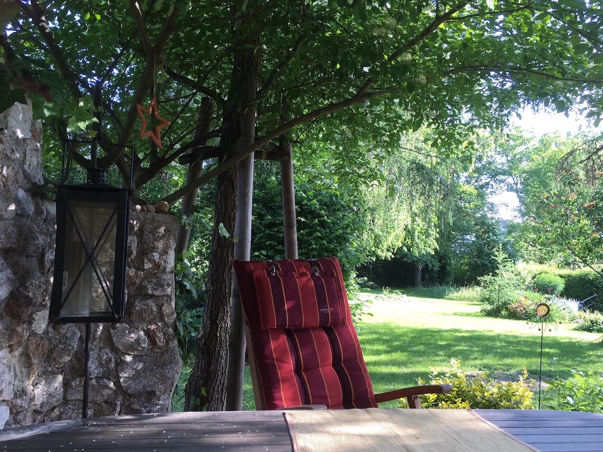 Garten2018 sm - Vier ungeliebte Buchstaben