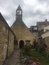 img 4324 170x227 - Chalice Well, eine bezaubernde Kapelle und ein magischer Garten - mit dem Käsehobel in England
