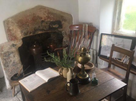 img 4326 445x333 - Chalice Well, eine bezaubernde Kapelle und ein magischer Garten - mit dem Käsehobel in England