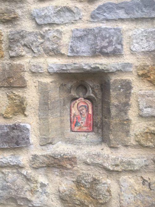 img 4333 502x670 - Chalice Well, eine bezaubernde Kapelle und ein magischer Garten - mit dem Käsehobel in England