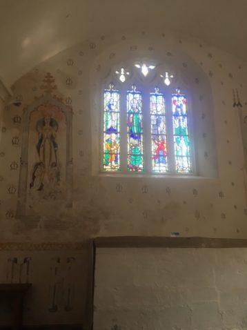 img 4361 358x478 - Chalice Well, eine bezaubernde Kapelle und ein magischer Garten - mit dem Käsehobel in England