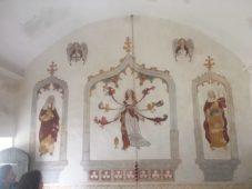 img 4371 227x170 - Chalice Well, eine bezaubernde Kapelle und ein magischer Garten - mit dem Käsehobel in England