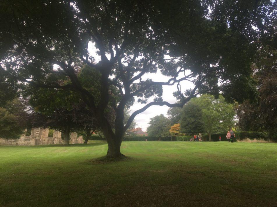 img 4401 951x712 - Chalice Well, eine bezaubernde Kapelle und ein magischer Garten - mit dem Käsehobel in England