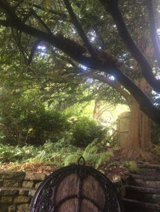 img 4558 233x310 - Chalice Well, eine bezaubernde Kapelle und ein magischer Garten - mit dem Käsehobel in England