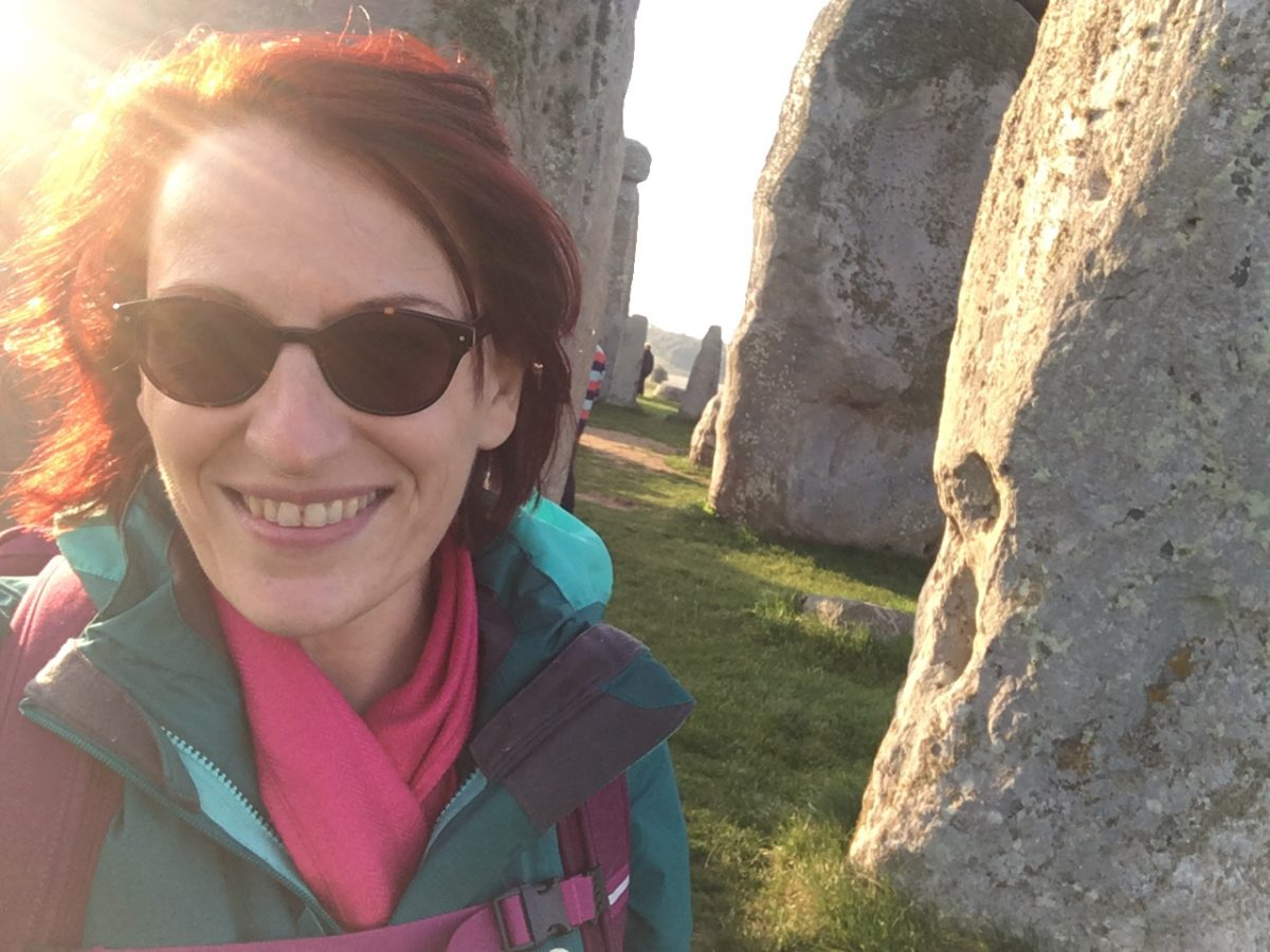 img 4900 - Stonehenge - mit dem Käsehobel in England