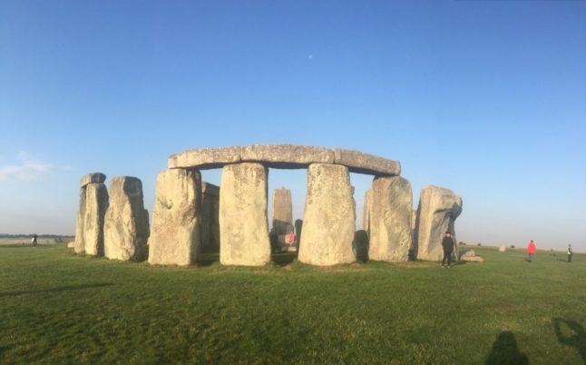 img 4928 646x402 - Stonehenge - mit dem Käsehobel in England