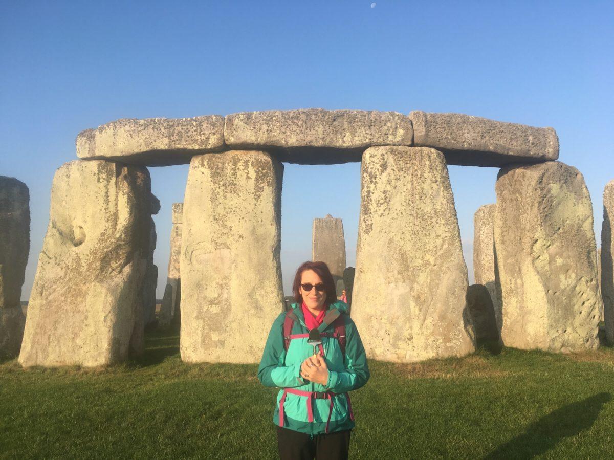 img 4929 - Stonehenge - mit dem Käsehobel in England