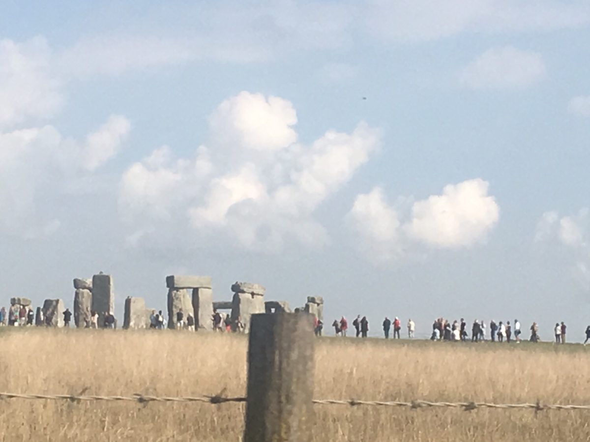 img 5026 - Stonehenge - mit dem Käsehobel in England