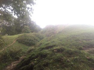 img 5089 314x235 - Maybe-Camelot und die 1.700jährige Eibe von Compton Dundon - mit dem Käsehobel in England