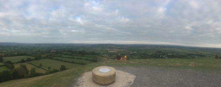TorEngland2018 014 730x289 - Gog, Magog und ein magischer Sonnenuntergang am Tor - mit dem Käsehobel in England