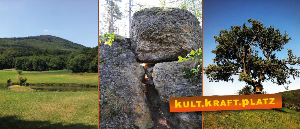 AltesGrab IKJ KKP - Groisswiese & das alte Grab bei Hernstein - Kraftplatzwanderung