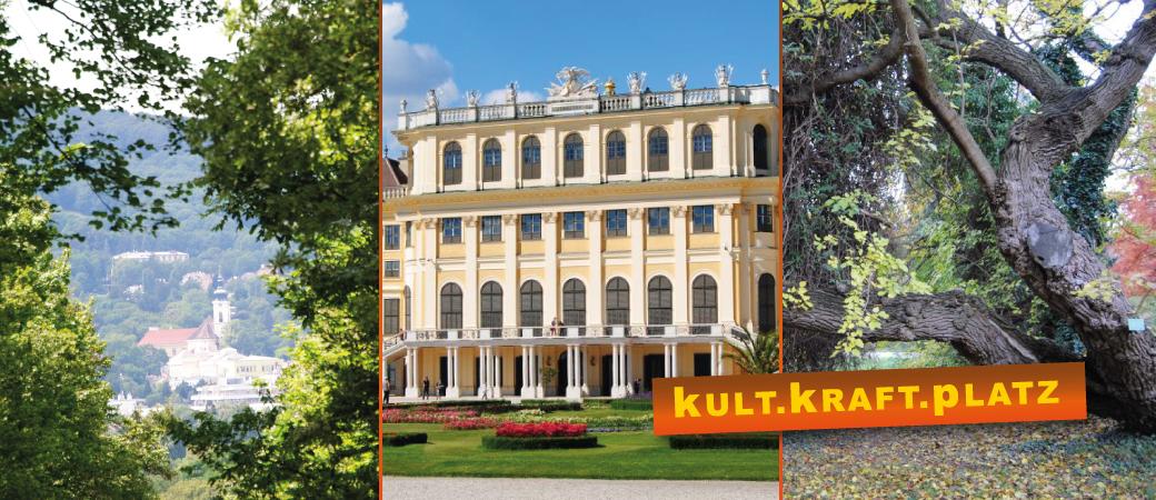Schoenbrunn IKJ KKP - Geomantischer Spaziergang im Schlosspark Schönbrunn 2019