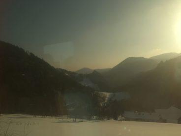 steirischeZugfahrt 011 368x276 - Szenen einer steirischen Zugreise: Wenn die Kraftplätze vorbeiziehen