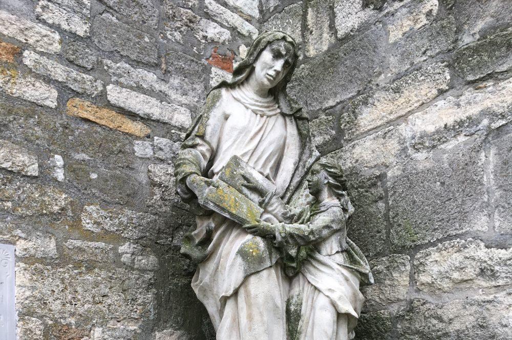 steinmetzmeisterin 001 1000x665 - Die Steinmetzmeisterin von Zogelsdorf