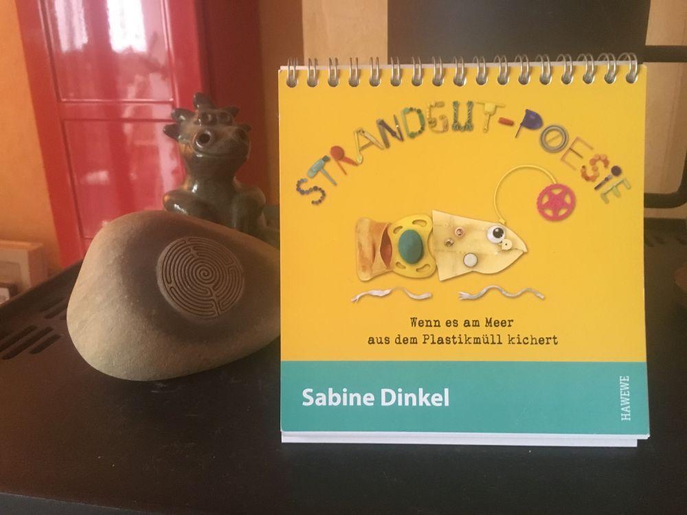 StrandgutDinkel 004 - Buchtipp: Strandgut-Poesie - Kichern zum Aufstellen