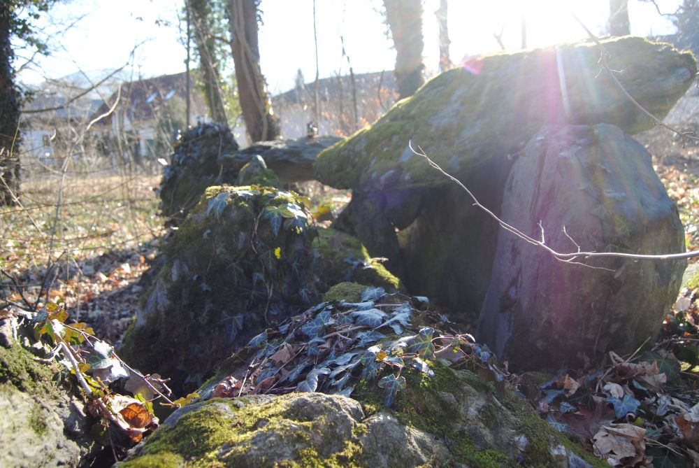 Dolmen Payerbach 018 - Der vergessene Dolmen von Payerbach