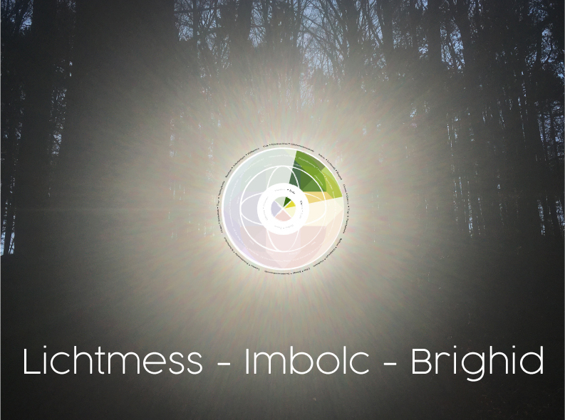 Imbolc Lichtmess Brighid - Lichtmess - Imbolc - Brighid: Bräuche & Symbole