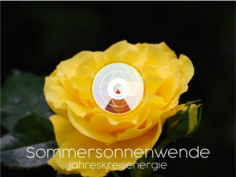 Mittsommer Jahreskreisenergie - Sommersonnenwende - Mittsommer: Die Jahreskreisenergie