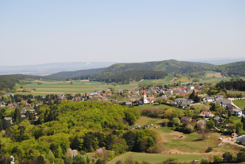 Dreistetten2020 008 - Dreistetten - Geschichte, Geologie und Besonderheiten
