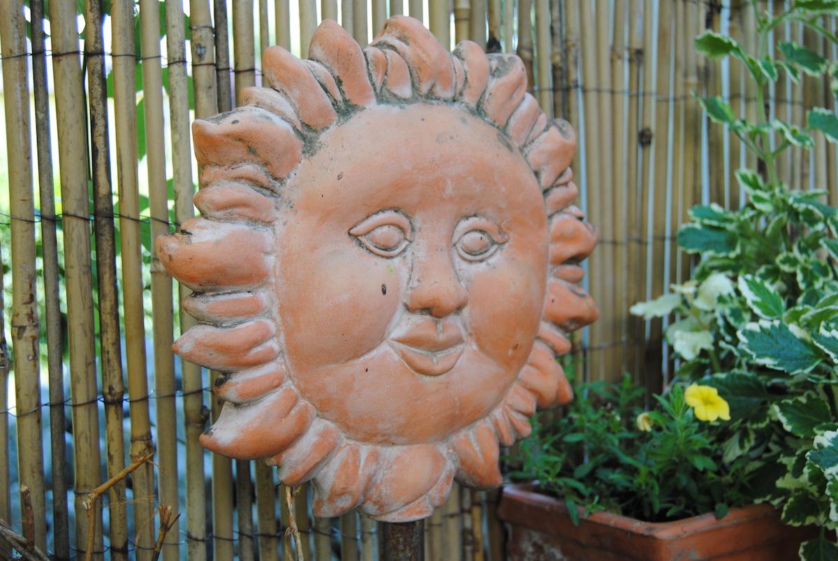 Sonnensymbol Ton - Lughnasad, das Schnitterfest: Brauchtum & Symbole