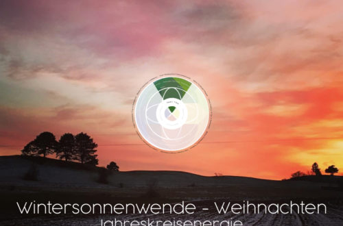 Wintersonnenwende Jahreskreisenergie 500x330 - Wintersonnenwende & Weihnachten: die Jahreskreisenergie